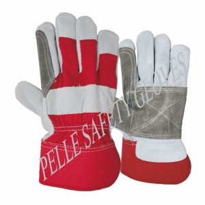 Double Plam Working Gloves